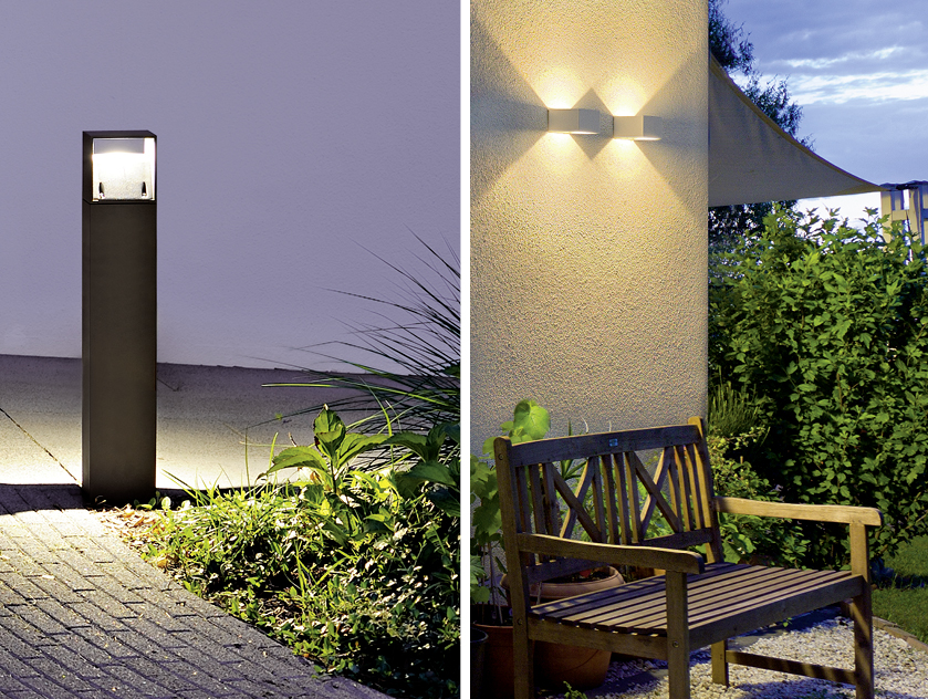 LED Outdoor Leuchte Lim LED